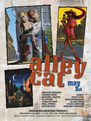 alley_cat_show_poster