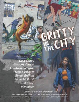 gritty_city_show_poster